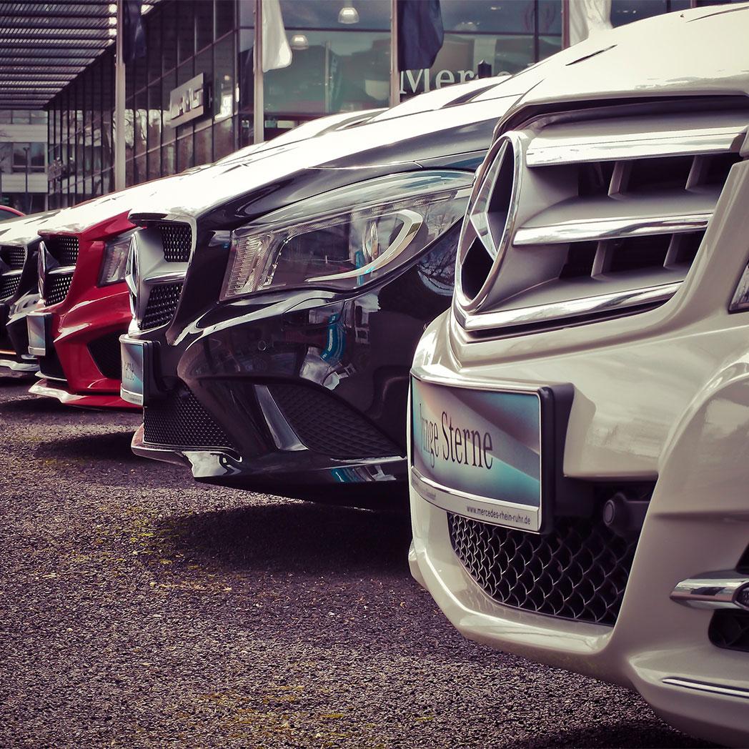 Mit Valet Parking sorgen wir für die reibungslose Anreise zu Ihrer Veranstaltung