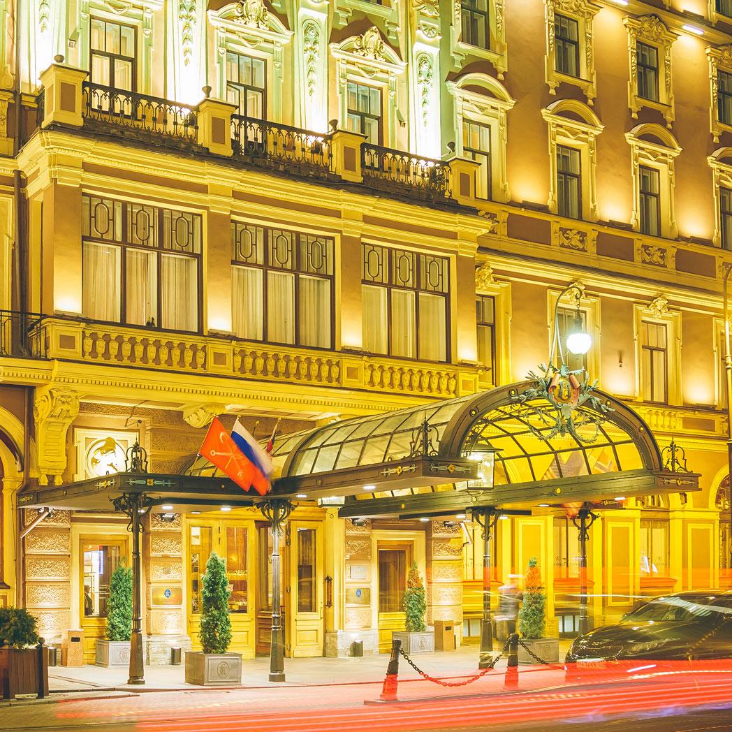 Ein Schwerpungt der Deescalation Service Team GmbH ist die organisation der Hotelsicherheit