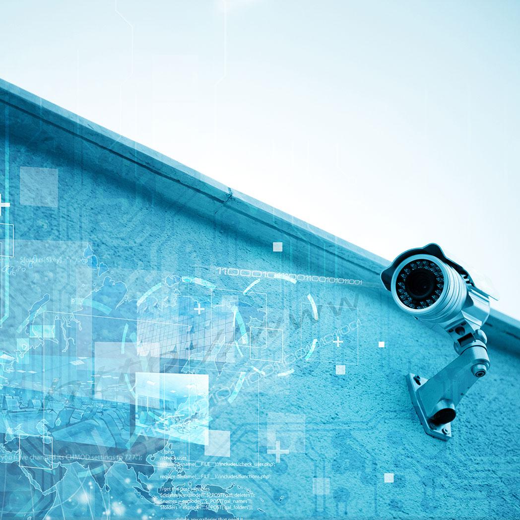 Die technischen möglichkeiten der Videoüberwachung machen immer größere Fortschritte