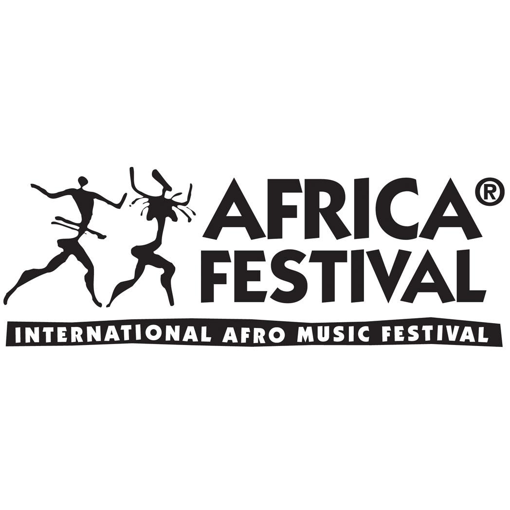 Das Logo des Africa Festival